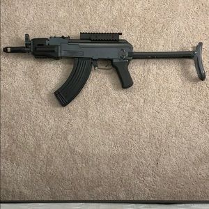 Airsoft gun ak-47, used for sale